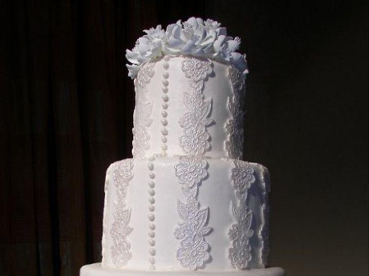 Tmx 1334170865973 Nov2011169 Hudson, Florida wedding cake
