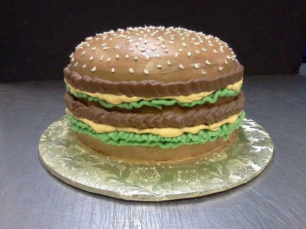 Tmx 1334174091241 Cheeseburger Hudson, Florida wedding cake