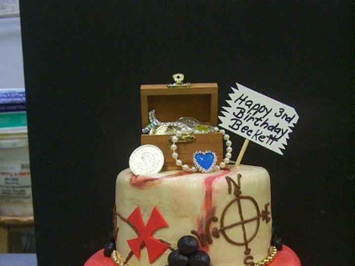 Tmx 1334243615736 Aug2011008 Hudson, Florida wedding cake