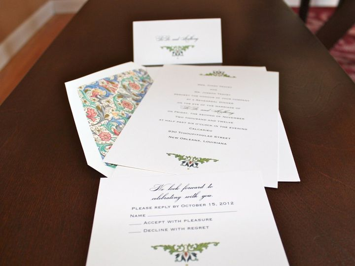 Tmx 1346153057456 IMG5495 Alvarado, TX wedding invitation