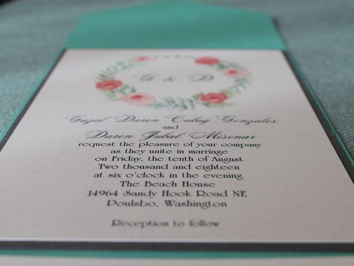 Tmx 1525385422 18fd422d10d2b651 1525385418 98eef22620da6543 1525385402402 6 IMG 6139 Alvarado, TX wedding invitation