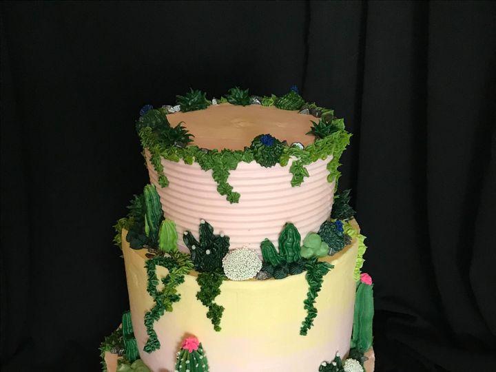 Tmx 266d7cc6 33b9 4974 82d2 53fe53fa5ca4 51 1023537 1559082931 Forney, TX wedding cake