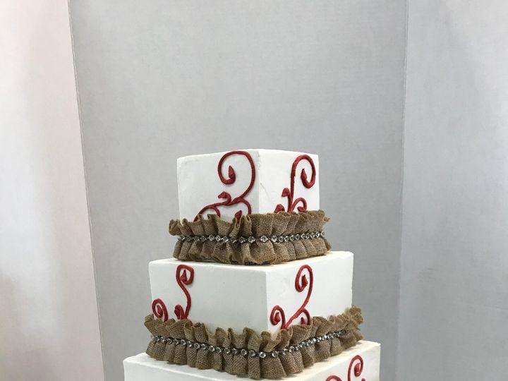 Tmx C51853e2 Cba6 411e A24e C7c318b4b382 51 1023537 160031041735219 Forney, TX wedding cake