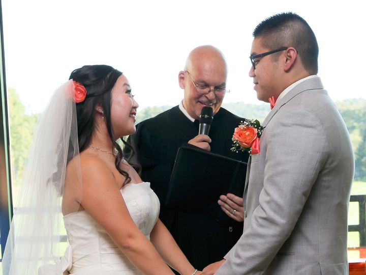 Tmx 1448030716671 Vee N Jeffrey Crop 10 11 15 Andover, MA wedding officiant