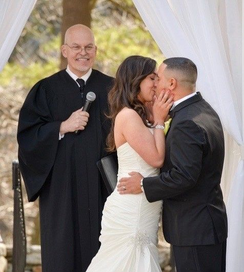 Tmx 1503326487844 Christina  Jason 22the Kiss22 2 Andover, MA wedding officiant