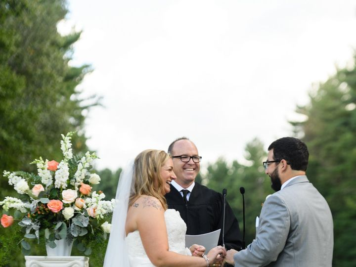 Tmx 1506438141034 Rob  Laura 9 9 17 Andover, MA wedding officiant