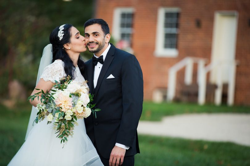 We mixed cultures with this intimate wedding in Fairfax, Virginia