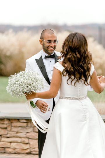 arj productions dc wedding planner lansdowne leesburg first look 51 954537 157565141420250