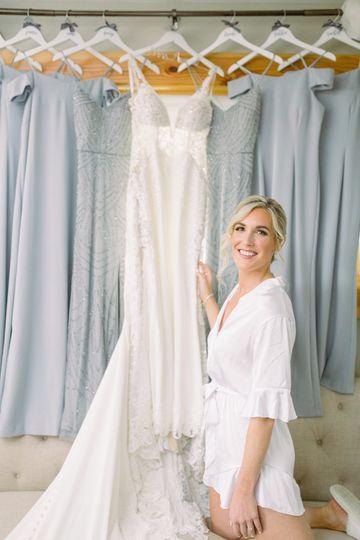 Wedding Gown Detail Shots