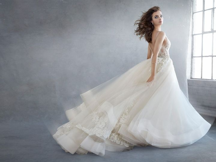 Tmx 1478549538929 3607ad Portland, OR wedding dress