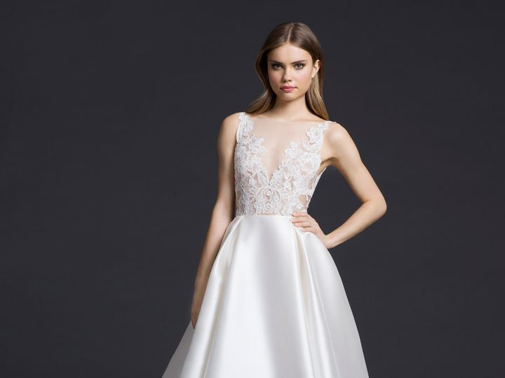Tmx 1478549695937 Lz3658a Portland, OR wedding dress
