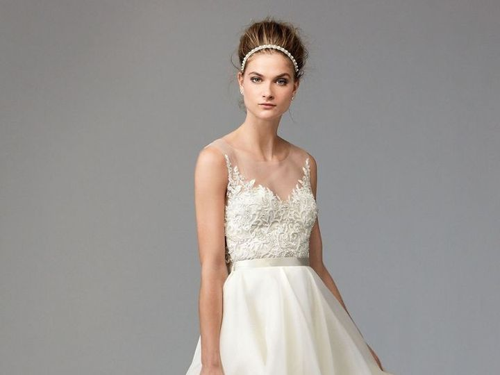 Tmx 1478551616168 Watters Jarred Skirt Portland, OR wedding dress