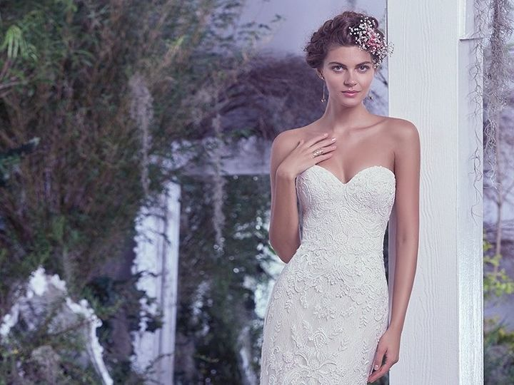Tmx 1478552314533 Mirelle Portland, OR wedding dress