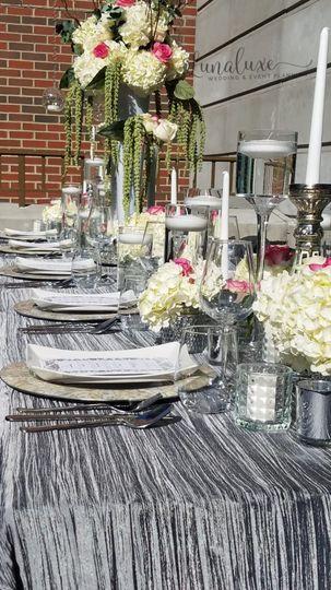 Grey tables