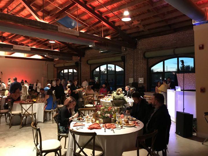 Morean Clay Center reception