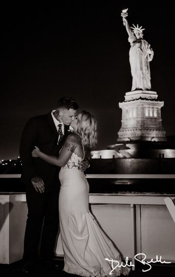 Aqua Azul Yacht Wedding