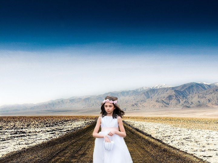 Tmx Flower Girl In Death Valley 51 116537 1563470105 Woodbury, CT wedding photography