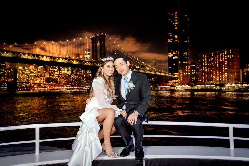Aqua Azul Yacht Wedding