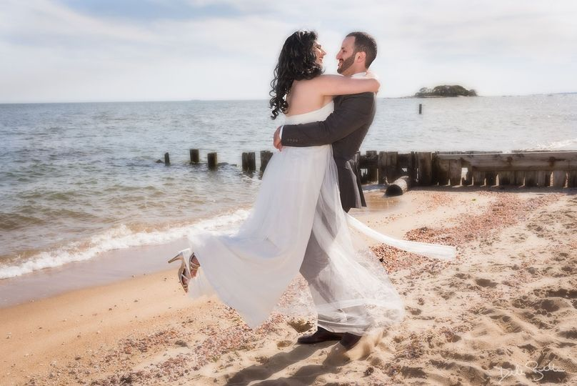 Beach Wedding /Madison, Ct.