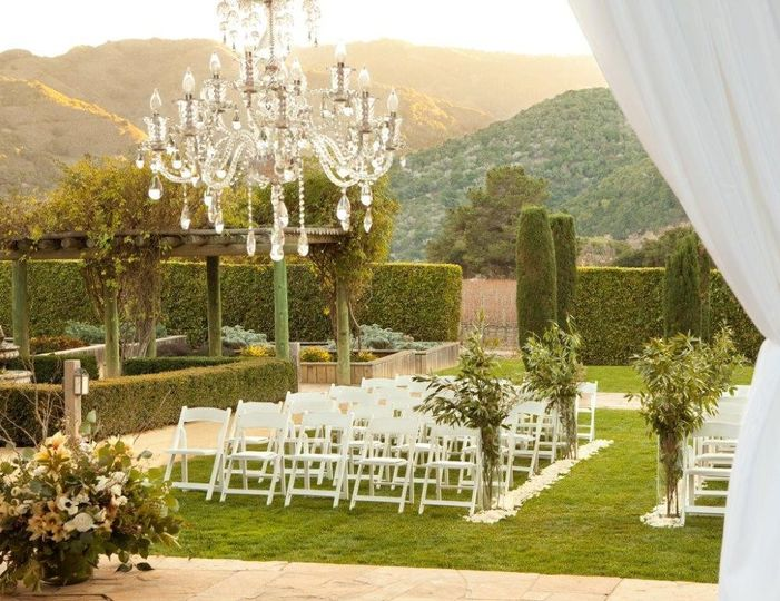Bernardus lodge spa venue carmel valley ca for Best wedding locations in southern california