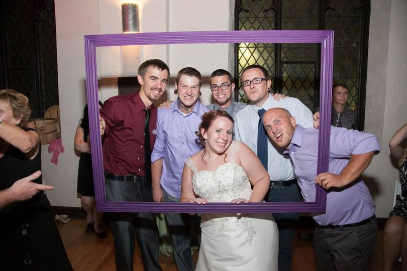 Padgett picture frame