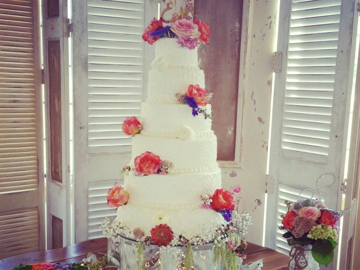 Tmx 1462251173203 Cake Setup Kansas City, KS wedding venue