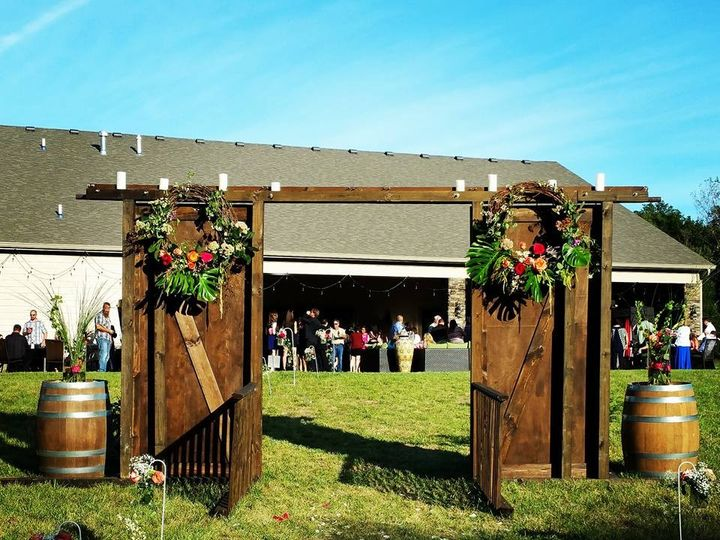 Tmx 1462251873880 Barn Doors 2 Kansas City, KS wedding venue