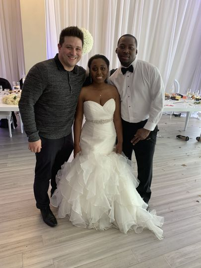 Rhea and Bo's Wedding 2/16/19
