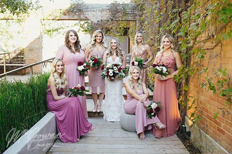 Wedding with Madison