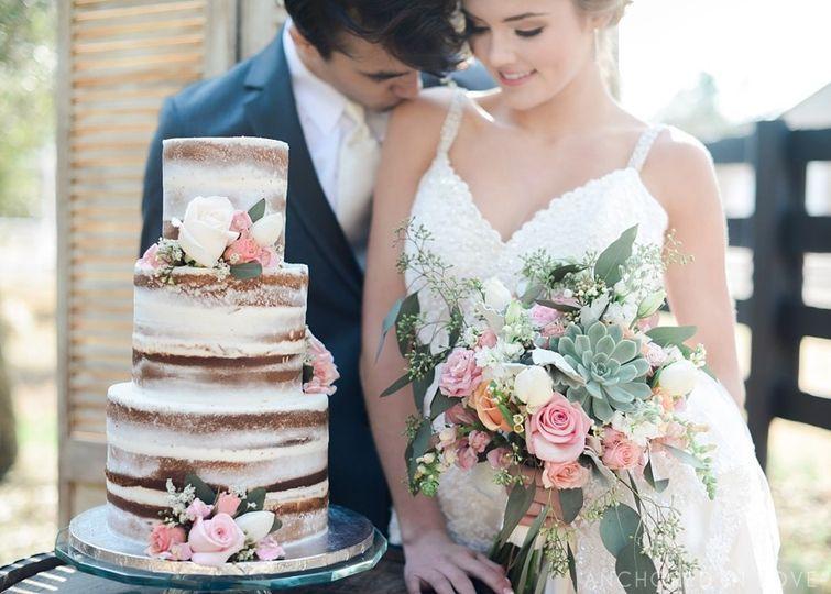 Cake, love, and sunshine