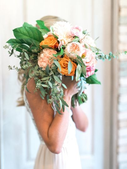 wrightsville manor garden wedding wilmington nc an