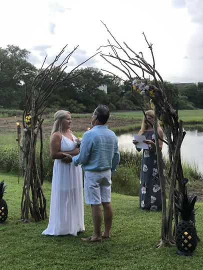 """Say """"I DO"""" with a view"""