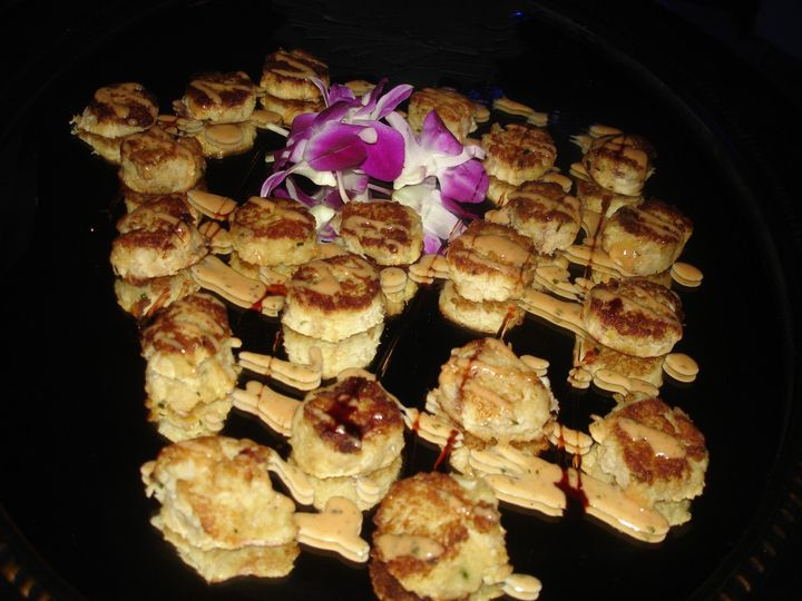 Tmx 1367509515259 Crab Cakes 1 Winter Park wedding catering