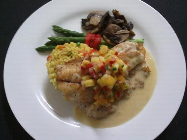 Tmx 1378228430284 Pan Seared Red Snapper Winter Park wedding catering