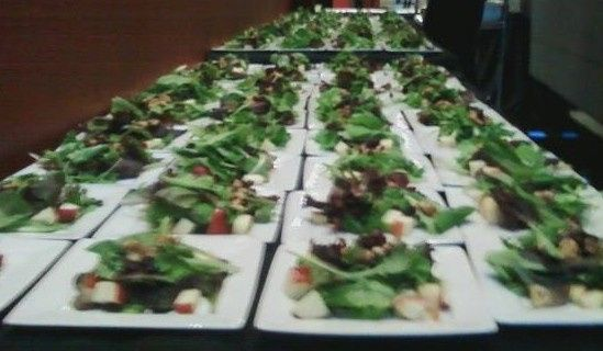 Tmx 1378228476849 Plated Salads Winter Park wedding catering