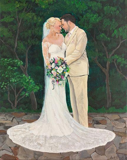 New Orleans Bridal Portrait