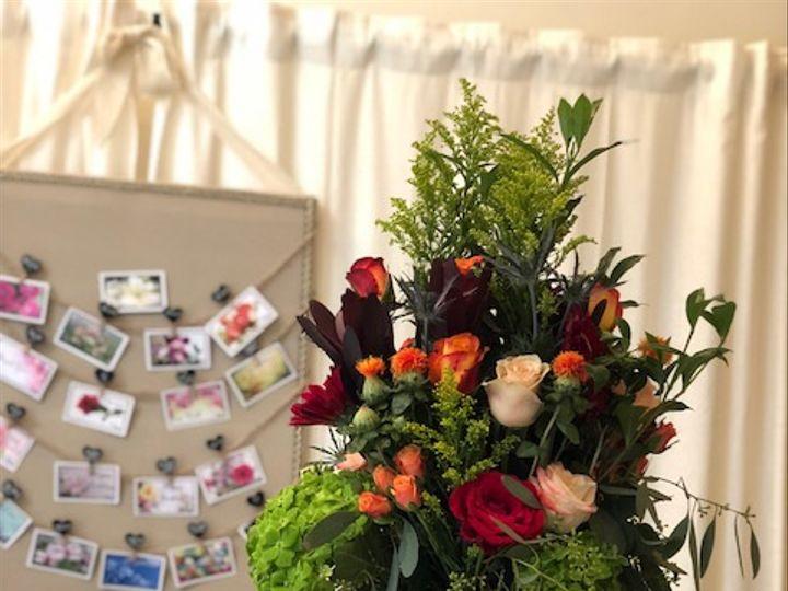 Tmx Petale Arrangment Large Fall Color 51 1010637 Raleigh, North Carolina wedding florist
