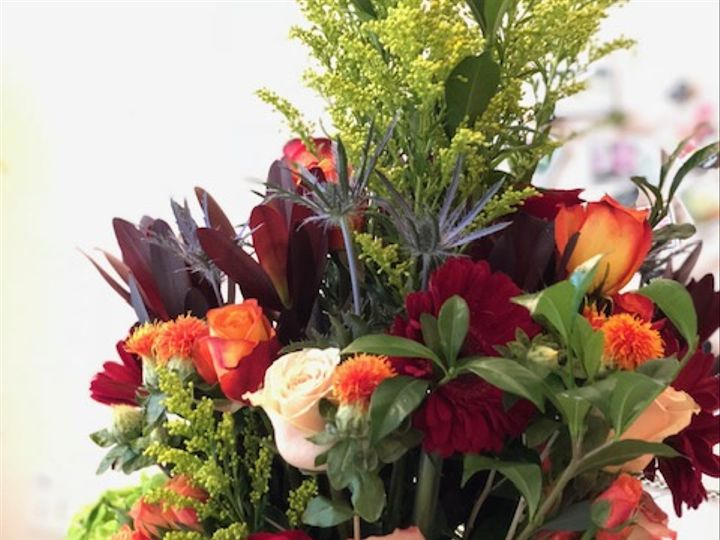 Tmx Petale Large Arrangment 51 1010637 Raleigh, North Carolina wedding florist