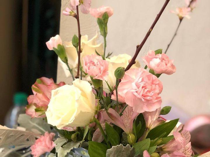 Tmx Petale Light Pink Blue 51 1010637 V1 Raleigh, North Carolina wedding florist