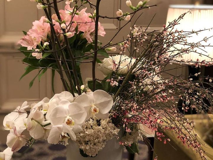 Tmx Petale Orchid Bouquet 51 1010637 V1 Raleigh, North Carolina wedding florist