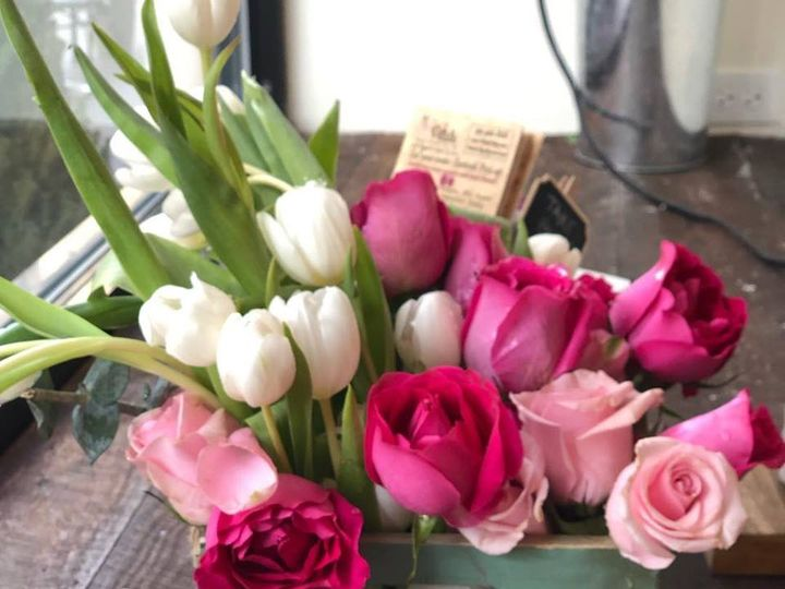 Tmx Petale Spring Bouquet 51 1010637 V1 Raleigh, North Carolina wedding florist
