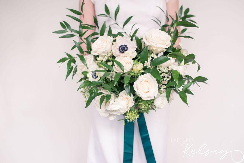 Fresh Green Bridal