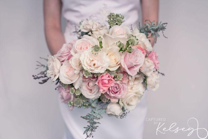 Soft Pink Bridal