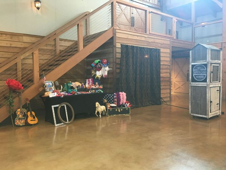 The Barn Booth