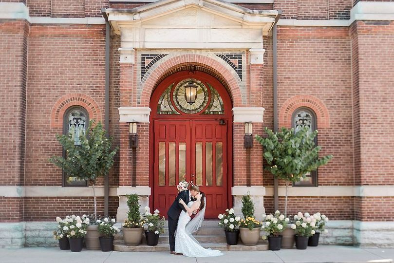 84a64e3e98fec0db The Cyrus Place Jared and Lauren s magical wedding day
