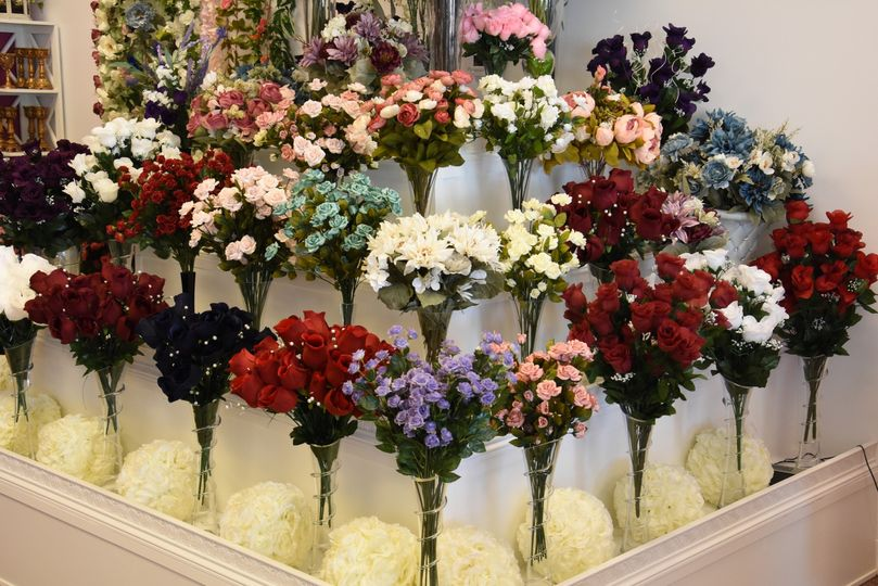 Flower selections plus