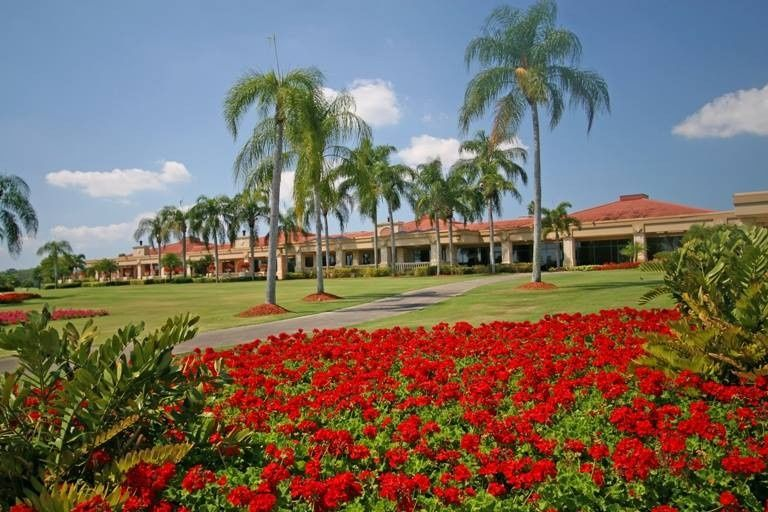 Vineyards Country Club lawn