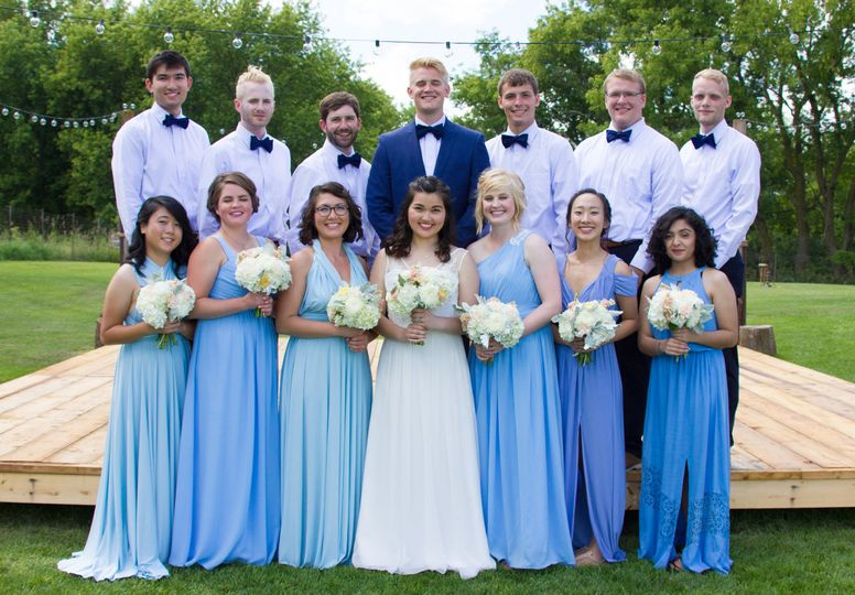 Fossé Photo + Video - Wedding portraits