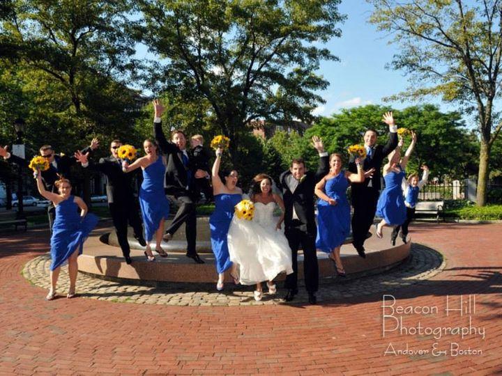 Tmx 1399585530032 Wedding Part Peabody, Massachusetts wedding florist