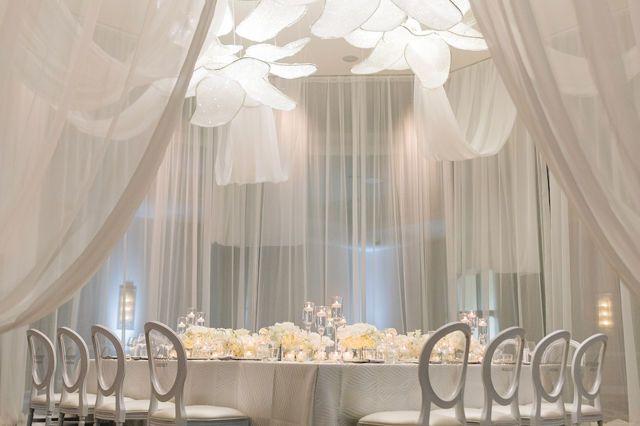 Grand Salon intimate wedding set
